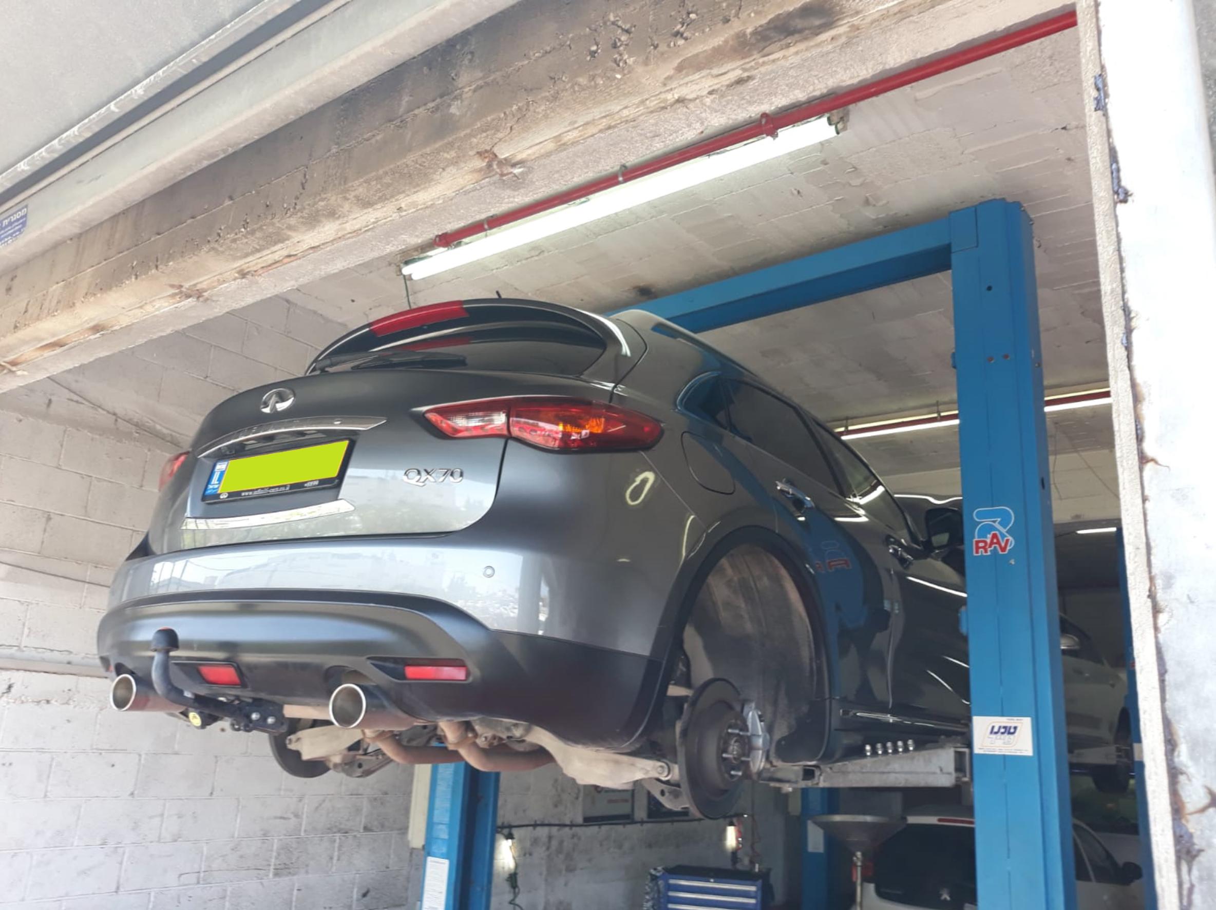 טיפולים לרכב חדש